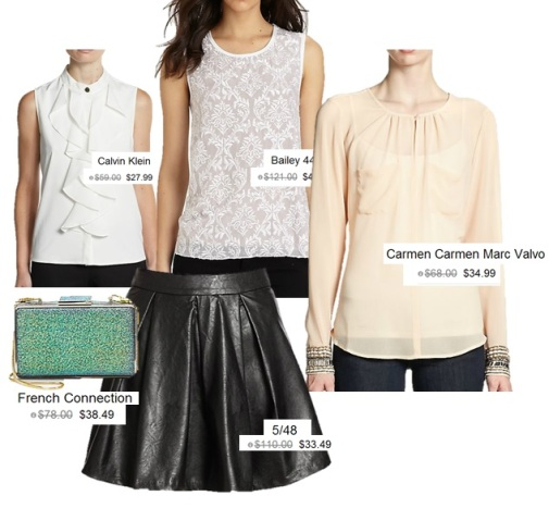 saks off fifth spring items